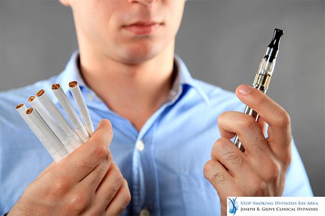E- Cigarettes – Not Such a Great Alternative?